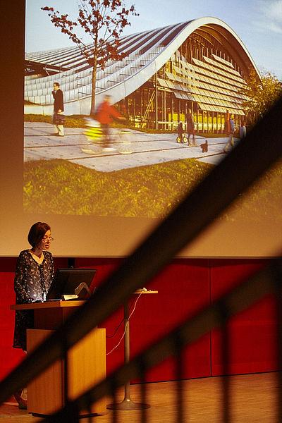 August 17, 2011 - Sommerakademie at Zentrum Paul Klee